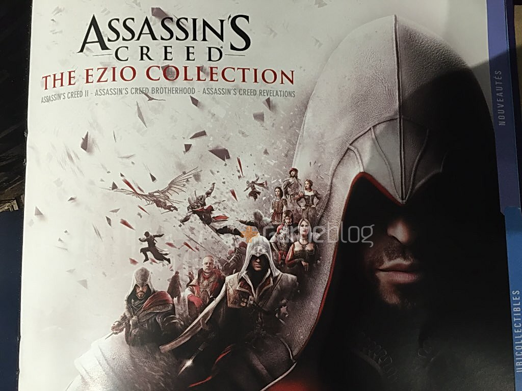 Assassin's Creed The Ezio Collection Poster