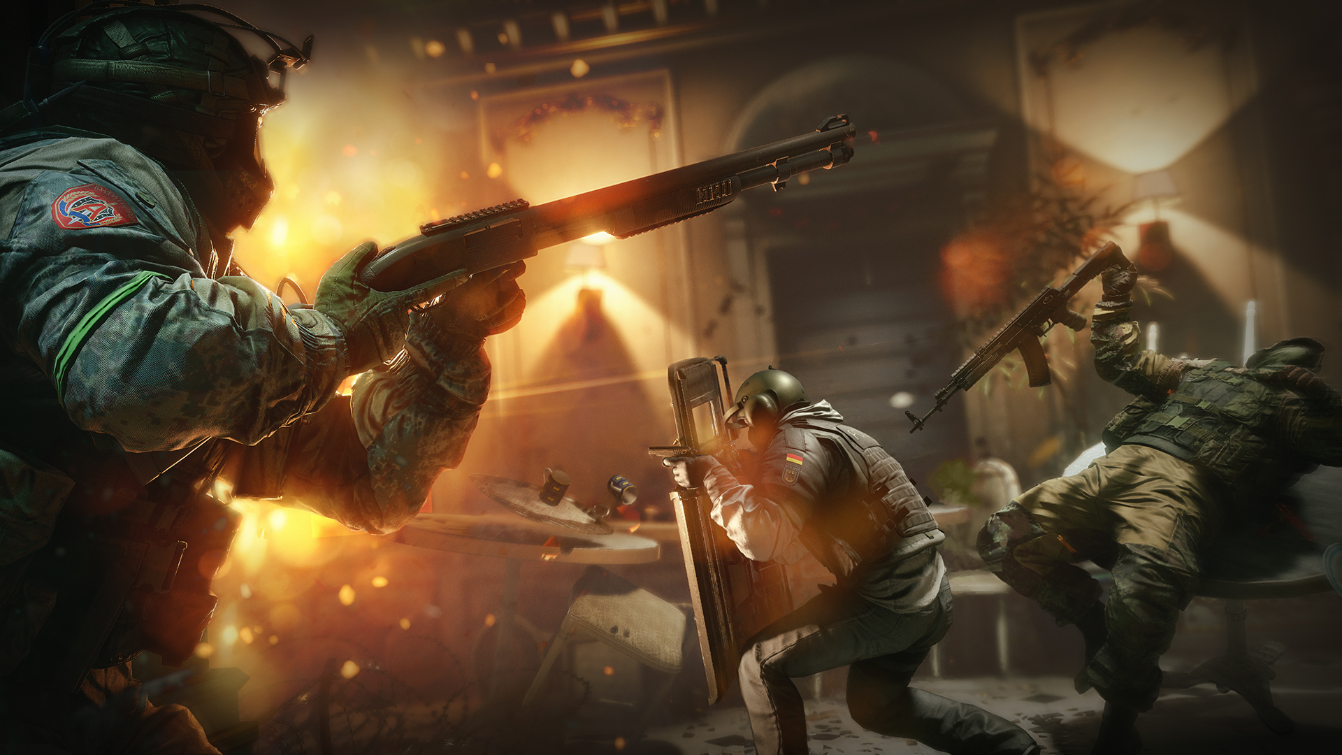 Rainbow Six Siege: Semi-Auto Shotguns and Pulse Are Being ...