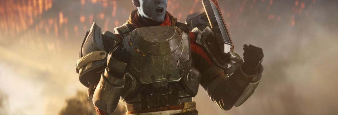 Defeat an ironmonger in the first Nightfall Strike of Destiny 2